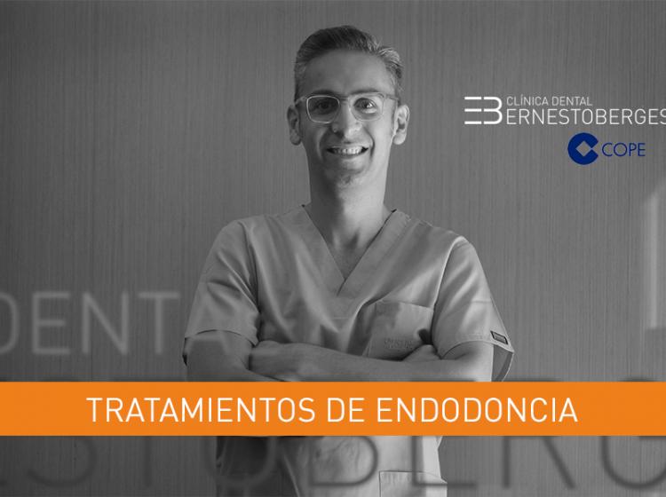 El Dr. Berges habla sobre los tratamientos de endodoncia