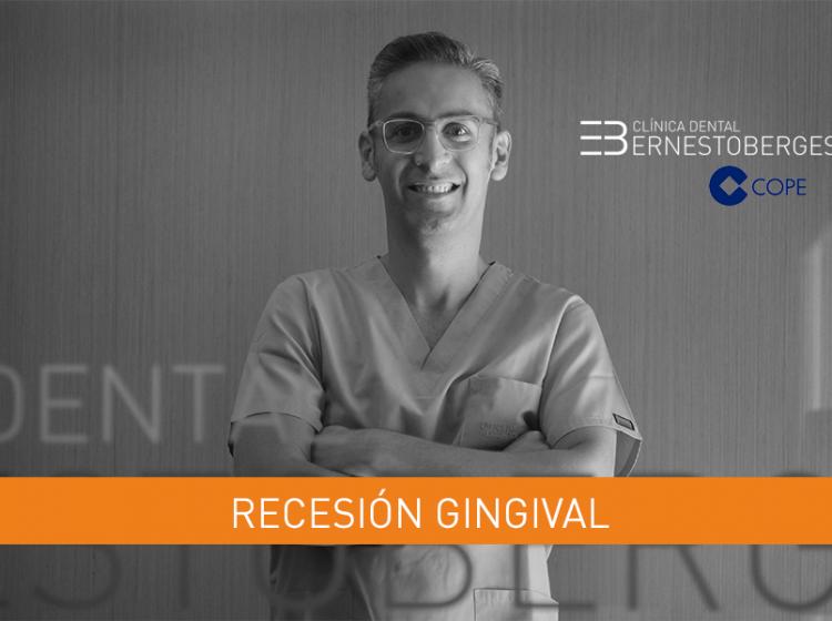 recesión gingival