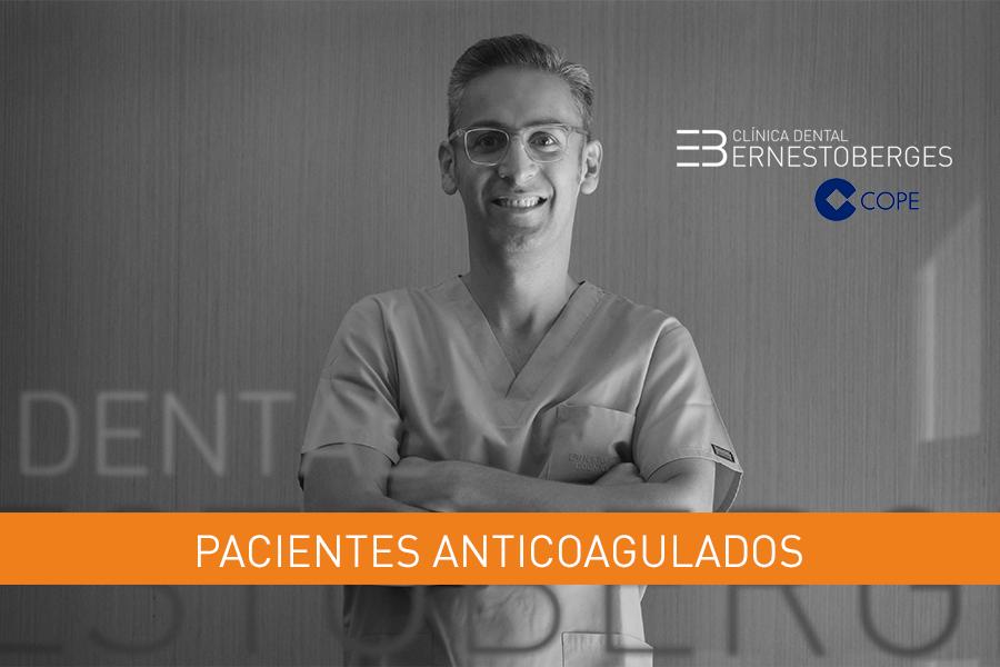 pacientes anticoagulados