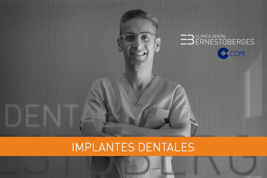 Implantes dentales en Salamanca