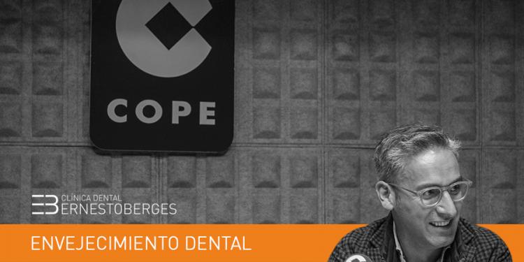 El envejecimiento dental